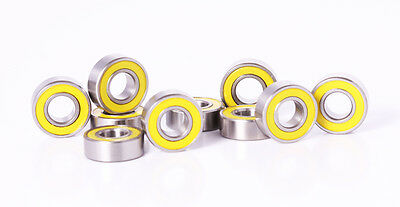 5x11x4mm Ball Bearings Mr115 Bearings 5x11mm Bearings 10 Pieces