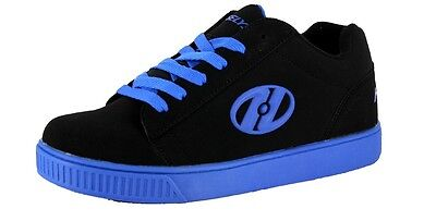 HEELYS MEN'S STRAIGHT UP 770034M COLOR: BLACK/ROYAL