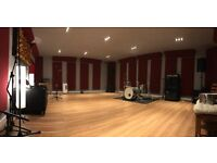 Rehearsal rooms for hire