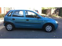 VAUXHALL CORSA 1.2 AUTOMATIC - LOW MILEAGE 39240 AND NEW MOT