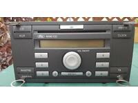 Ford Focus 6000 CD Radio