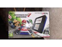 Mario Kart 7 Nintendo 2DS brand new