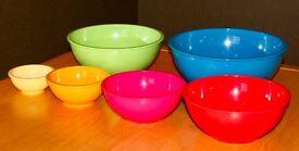 KITCHEN bowl set