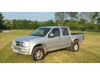 Isuzu Rodeo, d max, pickup, 4x4, jeep