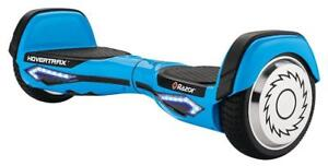 NEW Razor Hovertrax 2.0 Self-Balancing Smart Scooter, Blue