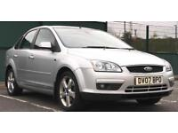 BLACK FRIDAY SPECIAL!! REDUCED TO £2099! 2007 FORD FOCUS 2.0 TDCi GHIA *HEATED LEATHER SEATS*