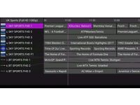 IPTV - 1 MONTH - PPV INCLUDED!