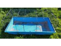 Large 120cm guinea pig/rabbit cage