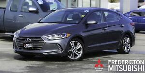 2017 Hyundai Elantra LIMITED! LEATHER! SUNROOF! NAV!