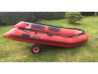 Seapro 3.4 Metre Inflatable