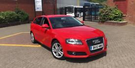 AUDI A3 2010 2.0TDI 170HP 2 keys full history 1owner