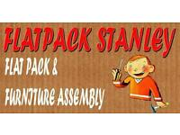 Flatpack Stanley Flat Pack and furniture assembly