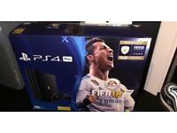 PlayStation Pro 1TB Fifa 18 Bundle - Brand New & Sealed Bargain