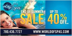 The End of Summer Sale Is On Now - ALL 2017 Models Must Go!! Up to 40% OFF MSRP Cash & Finance Credits In Place!!