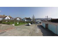 Garage (Lock-up) in Seaton, Devon town centre - offers on £13,950