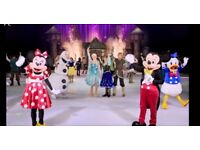 1 Disney on Ice ticket today 2.30pm matinee Men arena manchester I can email it