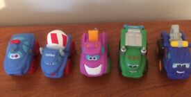 Tonka Toys Cars Bundle Chuck and friends