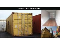 40' FOOT SHIPPING CONTAINERS SALE OR RENTAL (DELIVERY)