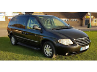 Chrysler Grand Voyager 2.8 crd Limited XS
