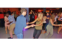 Monday Bachata dance classes and Bachata dancing in a fab city centre club!
