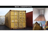 20' FOOT SHIPPING CONTAINERS SALE OR RENTAL (DELIVERY)