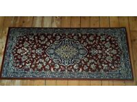 Second hand oriental rug 80 x 180 cm