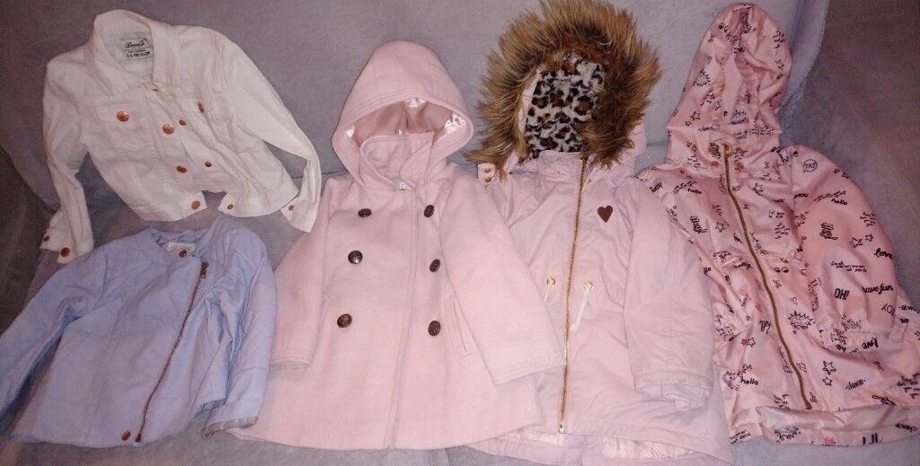 431dde294 Girls Summer Jackets