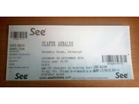 Olafur Arnalds, Assembly Rooms, 29th September (SOLD OUT) 1 ticket