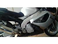 Yamaha yzf 1000 thunder ace