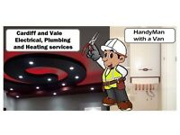 Cardiff and Vale - Certified electrical, heating and plumbing services - 08555 444 876