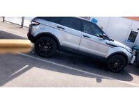 Beautiful land Range Rover evoque