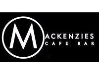 MACKENZIES CAFE BAR, BRISTOL HARBOURSIDE - HEAD CHEF - UP TO £30,000