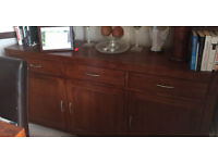 SIDEBOARD DINING/LOUNGE /HALL