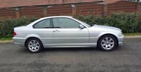 Bmw 318 coupe 2002 price not negotiable