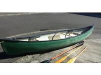 Canoe parahna 15 foot