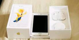 Iphone 6s plus 16GB Gold Grade A+ Condition