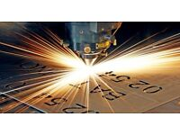 DXF DWG STP LASER CUTTING AND FOLDING SHEET METAL SERVICES