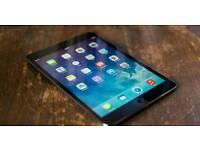 Apple iPad Mini 3 16GB Space Grey WiFi + Cellular Mint Condition (No Box)