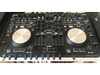 Denon MC6000 MK2 Serato DJ controller / mixer
