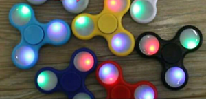 LED fidget spinners - brand new Cannington Canning Area Preview