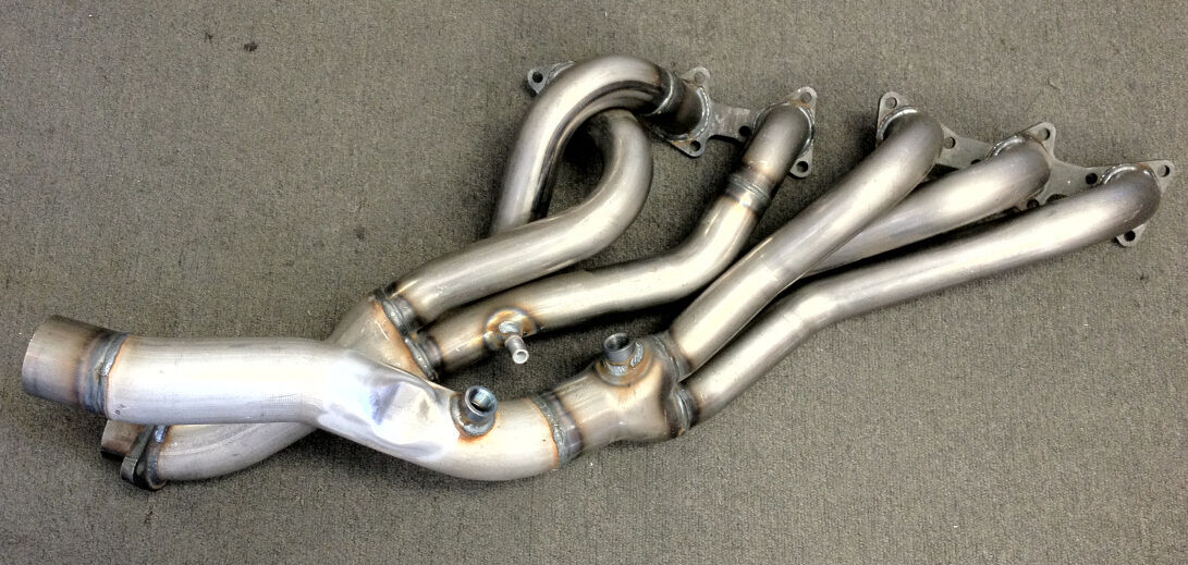 Details About Bmw E46 M3 Header 01 05 Bmw 3 2l I6