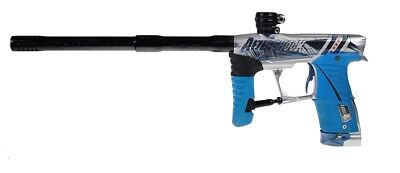 Used Planet Eclipse Aftershock Geo 3 5 Paintball Gun