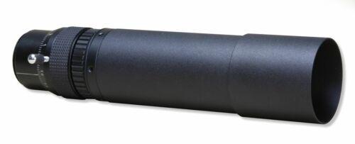 NEW! Stellarvue F50 50mm Guidescope with GVA Visual Adapter (Black): F050G-B