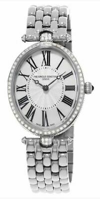 Frederique Constant Women's Quartz Diamond Accents 25mm Watch FC-200MPW2VD6B