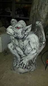 CONCRETE GARDEN STATUES⁄ORNAMENTS FROM $5.00 EA. SEATS $125.00 + Nambour Maroochydore Area Preview