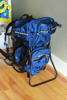 MEC Happy Trails carrier with rain cover - New condition