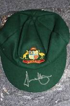 Replica hand signed baggy green cap-Shaun Marsh Henley Brook Swan Area Preview