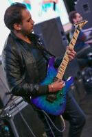 ''Guitar Lessons'' Learn by an International Touring Guitarist!