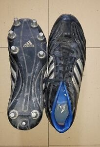 SHOES - 6.5 + MORE. 12.5 MENS RUGBY CLEATS. Stratford Kitchener Area image 5