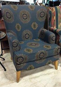 Wing Backs and Sitting Chairs